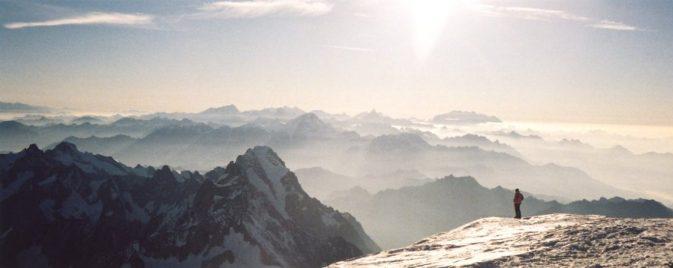 Mont Blanc 2001
